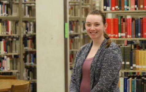 Senior Spotlight: Felicity Eward