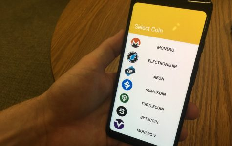 "Senior launches cryptocurrency app: ""Pickaxe"""