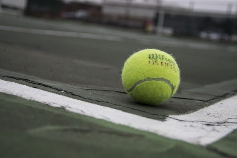 Storm tennis in the midst of a tough stretch, lost six straight