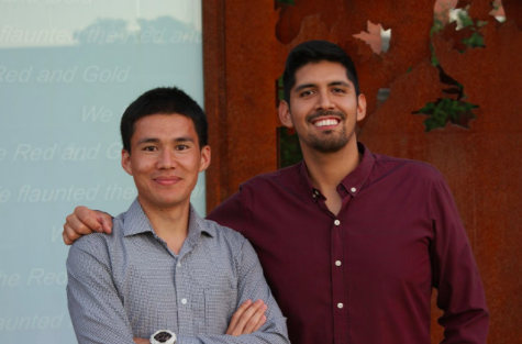 Meet two of Simpson's international students