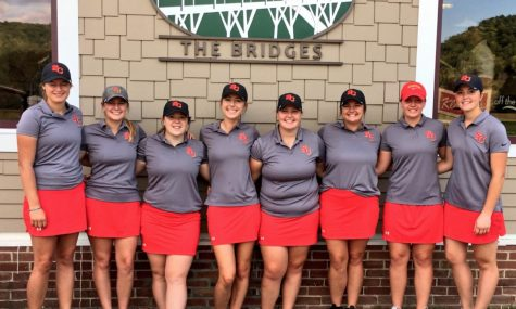 Women's golf team prepares for conference championships