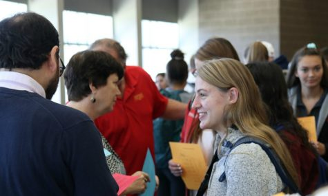 Majors & Minors Fair lets students explore options