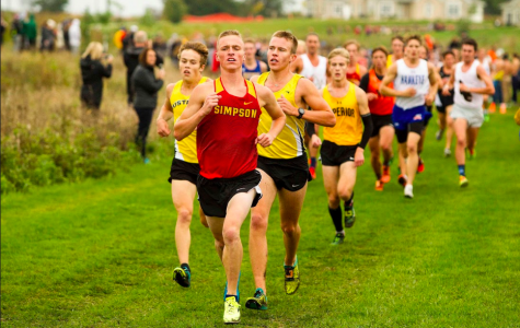 Men's cross country breaks into regional rankings