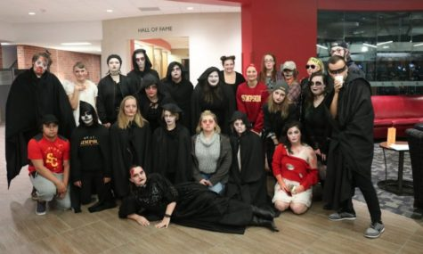 Nightmare on C Street spooks campus on Halloween Eve