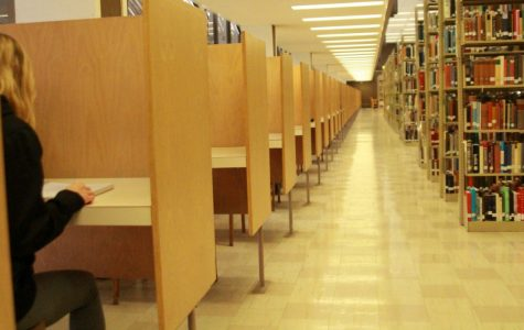 Top 5 places students like to study on campus