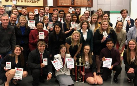 Speech & Debate dominating early in season