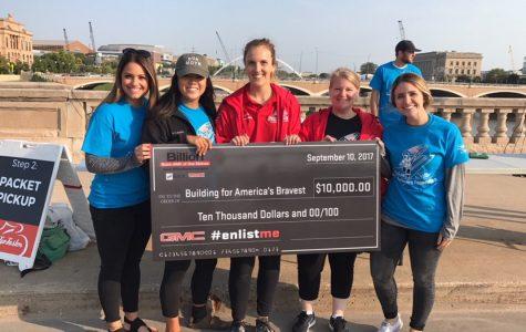 Simpson alumna hosts 5K honoring fallen vets, first responders