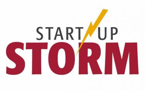 StartUp Storm allows students to get creative