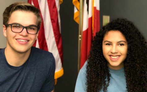 Sophomore Student Body President, VP seek to restore faith in Simpson