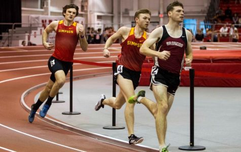 Indoor Track & Field aims to build squad