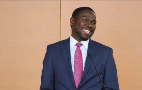 MLK Day address starts an open dialogue on campus