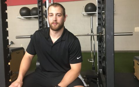 New strength coach here to work with all athletes