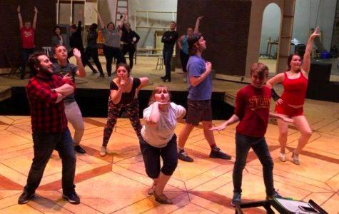 """Kiss Me, Kate"" unites music, theatre"
