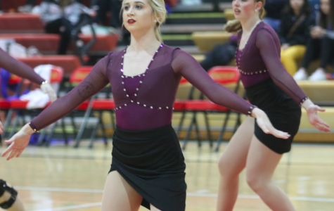 Dance team wins big at conference