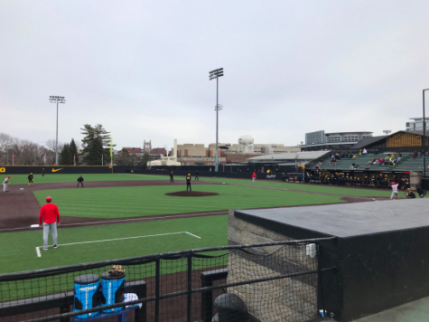 Simpson baseball seizes opportunity against Iowa