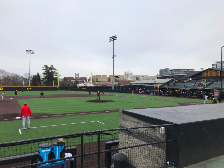 Simpson baseball seizes opportunity against Iowa – The Simpsonian