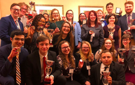 Speech & Debate team wins nationals third time in four years