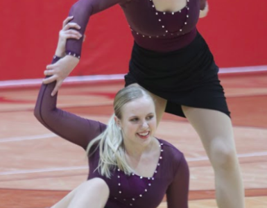 Simpson dance turns in strong performance in Las Vegas