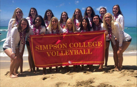 Storm Volleyball hot in Hawaii