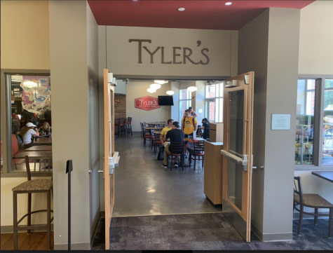 Changes to Tyler's menu draw criticism from students