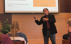 Terry Doyle gives his new science of learning
