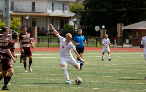 High hopes and big expectations for Simpson men's soccer