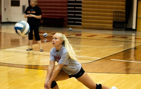 Simpson Volleyball hopeful for a great season