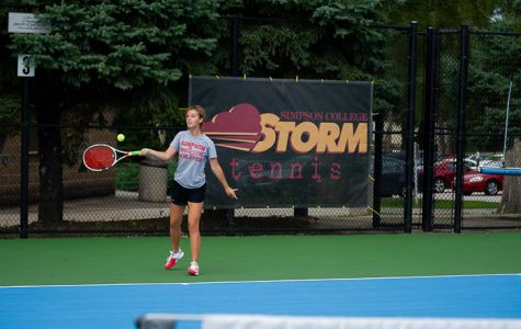 Storm women's tennis set on improving