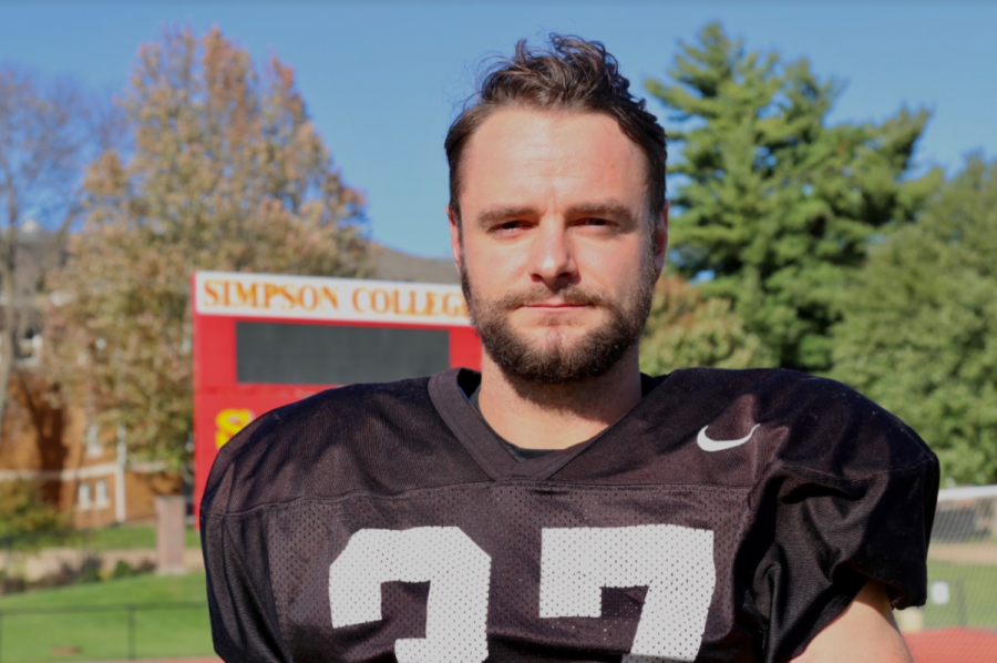Simpson Football boosted by former Green Beret