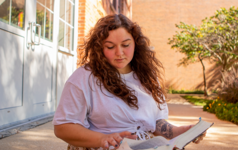 Simpson student describes balancing life as a nontraditional student
