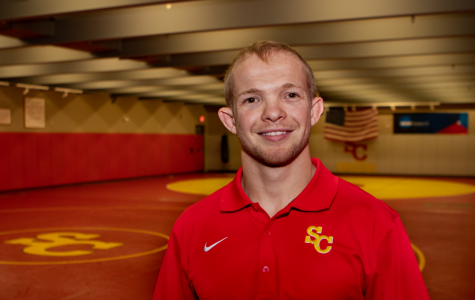 Dylan Peters brings experience, new energy to wrestling program