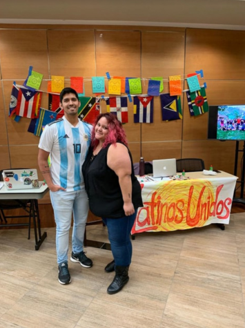 Hispanic Heritage Month at Simpson