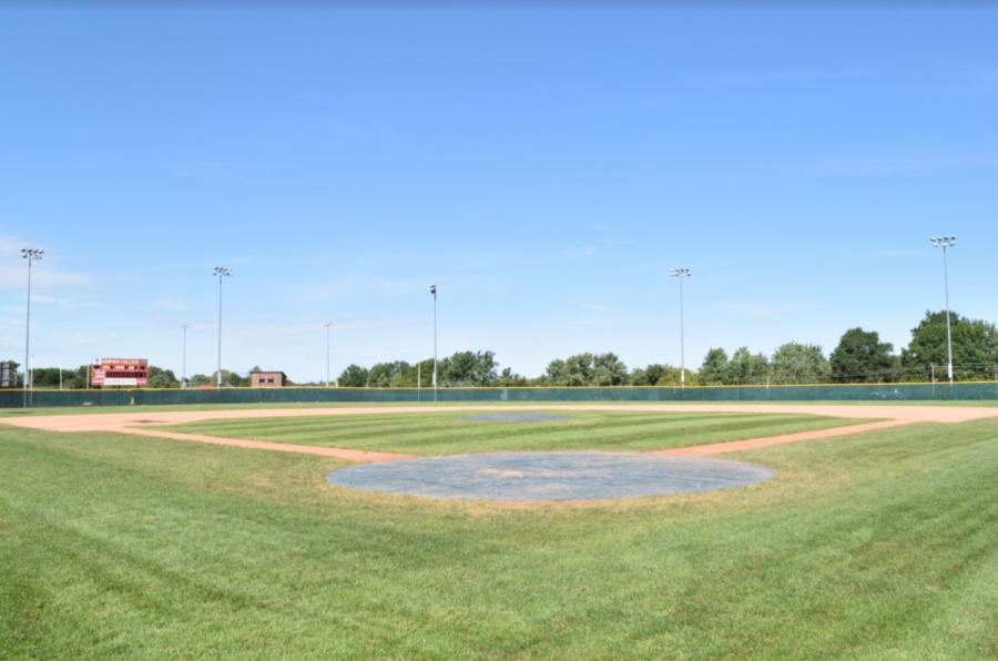 Vandalism at McBride Field