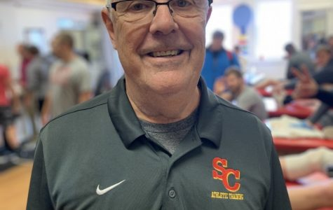 Leigh brings 44 years of experience to Simpson athletic training