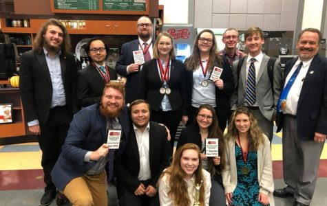 Simpson's speech and debate continues strong season