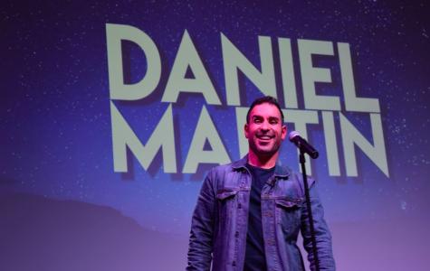 Daniel Martin performed at Black Box. Photo by Taylor Hereid.