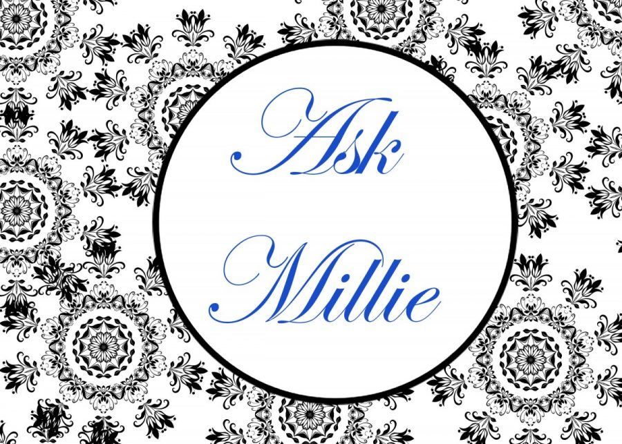 Ask Millie: Stressed Sam