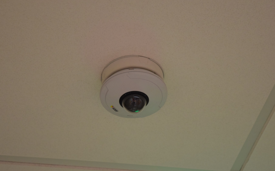 New security cameras suggested for safety of students