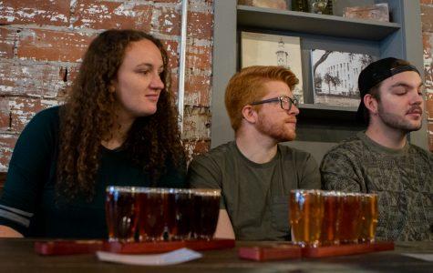 Simpson alumni get brewing