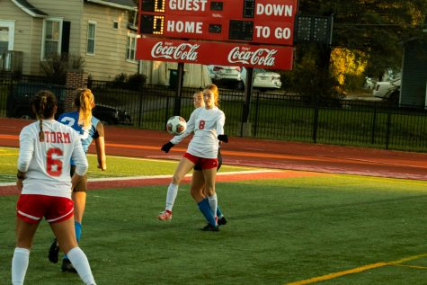 Simpson women's soccer off to best start since 2012