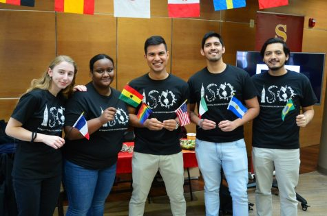 Simpson College students travel around the world