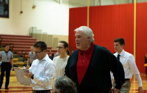 Coach Niemuth Picks up 600th Career Win