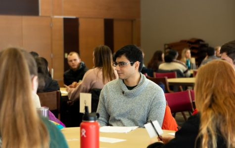 Simpson honors MLK day with campus dialogue