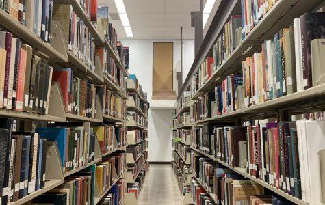 Dunn Library's interdimensional portal