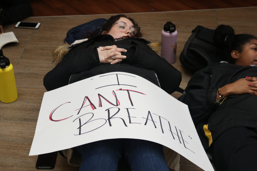 Black Student Union puts on annual Die-In