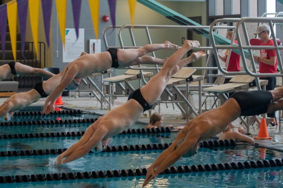 Swim team wraps up long season