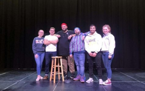 "Daniel Franzese returns to Simpson for ""Yas! You're Amazing!"" tour"