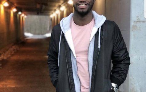 Sam Adenyi Senior Spotlight