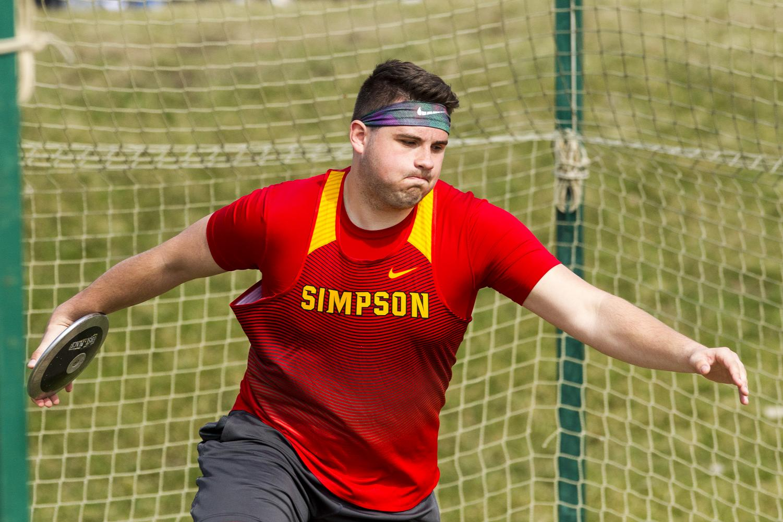 Photo by Simpson Athletics