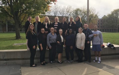 Mock trial team works towards regional competition